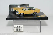 . VITESSE 047D 047 D MERCEDES BENZ 220SE 220 SE 1959 YELLOW MINT BOXED