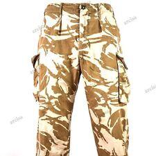 Genuine British army combat trousers. DPM desert British military pants 95