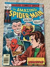 Amazing Spider-man #169 VF/NM- 1977 Marvel Comic Stan Lee Cameo
