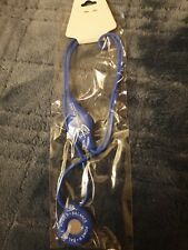 Power Balance Silicone Pendant Necklace Blue New in Bag