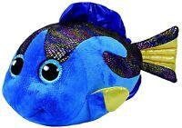 AQUA THE FISH TY BEANIE BOOS  BRAND NEW MEDIUM  SIZE 23CMS /9 INCHES