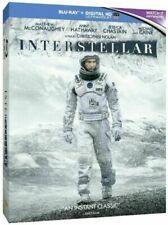 Interstellar (Blu-ray + Digital HD UltraViolet Code, 2015, 2-Disc Set)
