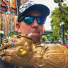 Thanos Gauntlet Glove Cup Container Infinity War Avengers Cosplay Prop Gift HOT