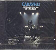 CARAVELLI - Grandes musiques de films - CD OST 1987 SIGILLATO SEALED