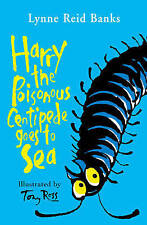 Harry Poison Centi Goes To Sea  BOOK NEW