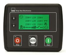 DSE Deep Sea Electronics DSE4520 Auto Mains Utility Failure Current RTC #4520-34