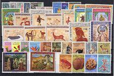 Algeria: Serie Of 41 Stamps New Ytn ° 364/513 Value