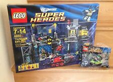 LEGO DC Super Heroes 6860 The Batcave + Free 30303 Joker Bumper Car - Brand New