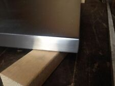 Zinc - Copper - Stainless steel kitchen worktops fabricated to order