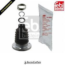 CV Boot Gaiter Kit Front Inner FOR VW BEETLE 9C 01->10 1.4 Petrol 1C1 9C1 BCA