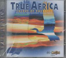 True Africa Colors Of Paradise CD NEU Abdul Raheem Safari Sound Band