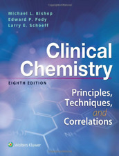 [E-edition] Clinical Chemistry_ Principles Techniques Correlations-LWW (2017)