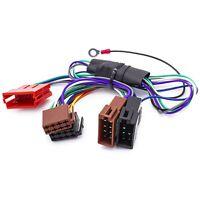 Auto Radio AKTIV System Adapter für AUDI A2 A3 A4 B5 A6 A8 TT Bose DSP Kabel ISO
