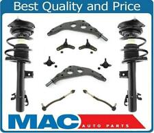 02-06 Mini Cooper Kit Lower Control Arm Ball Joints Tie Rods Inner & Outer 8Pc