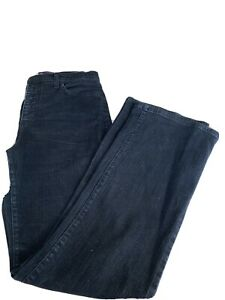 NYDJ  Womens Dark Blue straight/boot leg Jeans Size US8/UK12 Stretchy fit