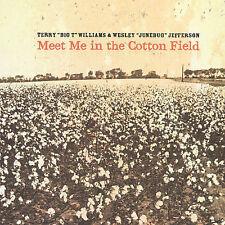 New: Wesley 'Junebug' Jefferson, Terr: Meet Me In The Cotton Field  Audio CD
