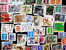 STAMPS 100g KW Kiloware On Paper England GREAT BRITAIN