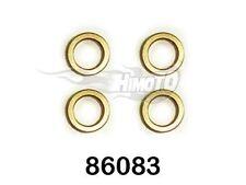 86083 BRONZINE 12X8X3.5mm RICAMBIO X 1:16 COPPER BEARINGS 12*8*3.5 4PCS HIMOTO