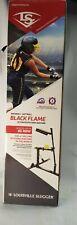 Louisville Slugger L60222 50 MPH Adjustable Flame Pitching Machine Black