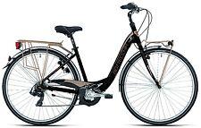 Bicicletta BOTTECCHIA City Bike DONNA Mod. 212 TX55 7S MONOTUBE LADY