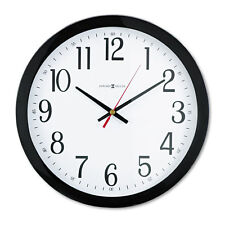 "Howard Miller Gallery Wall Clock 16"" Black 625166"