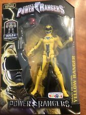 YELLOW RANGER Legacy Movie 2017 POWER RANGERS Toys R Us TRU Exclusive VERY RARE