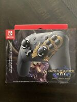 Nintendo Switch Monster Hunter Rise Edition Pro Controller ✅ NEW SHIPS TODAY