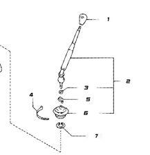Nissan 32204-V5003 C-Clip Snap Ring Retainer for Shifter RB26 RB25 CA18 KA24 VG