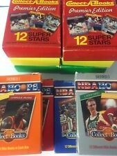 10 1990 collect a book sets.  2 Baseball and NBA Hoopa