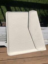 Apple iPad 1 2 3 4 Velcro Vinyl Synthetic Leather Sleeve Case Folio Cover Felt