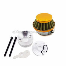 Gas Scooter 44mm Air Filter Adapter Velocity Stack For 33cc 43cc 49cc Big Foot