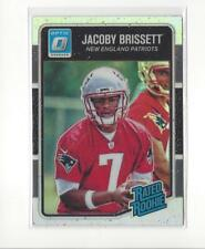 2016 Donruss Optic Holo #170 Jacoby Brissett RR Rookie Patriots Colts
