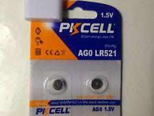 Alkaline Watch Battery U.S.A. Ag0 379 Sr521W Lr521 Sr521Sw