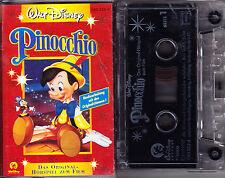 MC Walt Disney: Pinocchio - Original-Hörspiel zum Film - Neubearbeitung