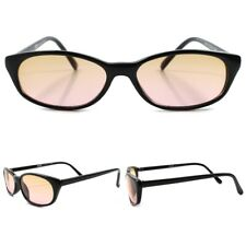 134053e741ac Deadstock Vintage 80s Style Mens Womens Classic Genuine Rectangular  Sunglasses