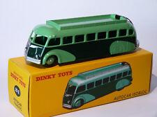 Autocar ISOBLOC vert (toit lisse) - ref 29E de dinky toys atlas