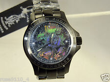 Christian Audigier ETE-113 Eternity Midnight Ion-Plating Black Stainless Watch