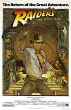 """Raiders of the Lost Ark 11""""x17"""" Movie Poster - Licensed 