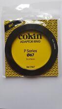 67mm Cokin Genuine P Adaptor Ring Fits Kood And Cokin P Series Filter Holders