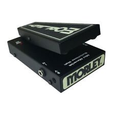Morley MTSW Mini Maverick Switchless Wah Guitar Pedal True-Tone Buffered Bypass