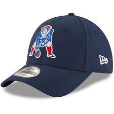 New England Patriots New Era The League Retro Navy NFL Adjustable Hat
