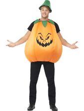 Pumpkin Adult Mens Smiffys Fancy Dress Costume