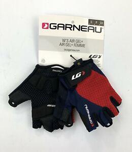 Louis Garneau Women's Air Gel + Cycling Gloves Size Small New