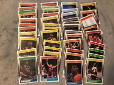 (44) 1988-89 Fleer Basketball Card Lot -- GREAT STARTER SET -- DIFFERENT COMMONS