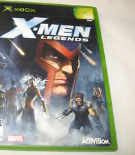 X-Men Legends Xbox, 2004 Third-Person, Role Playing, Action U.S.A