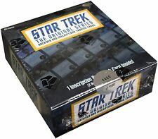 Rittenhouse Star Trek TOS Archives Inscriptions Factory Sealed Trading Card Box