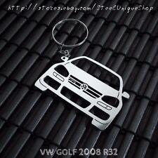 VW Golf MK5 R32 Stainless Steel Keychain