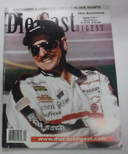 Die Cast Digest Magazine Dale Earnhardt 10th Anniversary 2001 081315R2
