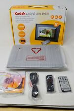"Kodak EasyShare SV811 8"" Digital Picture Photo Frame WiFi 128MB 800x400 New"
