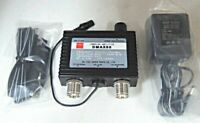 DIAMOND ANTENA DMAX50 Wideband Receiver Preamplifier 0.5-1500MHz Japan Tracking